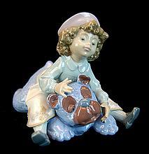 Lladro Porcelain #5664 - Giddy Up
