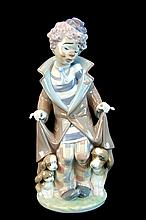 Lladro Porcelain #5901 - Surprise