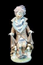 Lladro Porcelain #5901 - Surprise