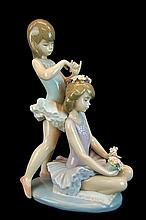 Lladro Porcelain #5714 - First Ballet
