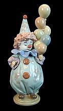 Lladro Porcelain #5811 - Littlest Clown
