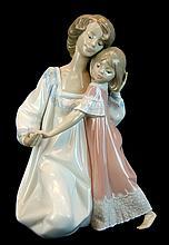 Lladro Porcelain #5449 - Good Night