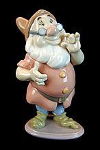 Lladro Porcelain #7533 - Doc