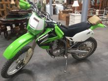 2004 Kawasaki KLX300r Dirt Bike