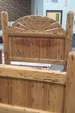 H. J. Nick Furniture King Bed Frame