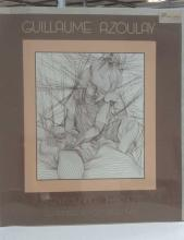 Guillaume Azoulay Signed Poster