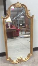 Gold Gilt Framed Mirror