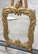 Syroco Co Gilt Framed Mirror