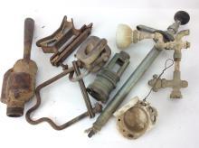 20th C. Plumbing Equipment