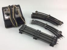 140pc. Vtg. Lionel Model Train Track & Transformers
