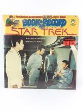 Mid 20th C. Star Trek Vinyl Album