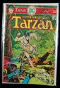 Rare Signed Joe Kubert Tarzan Comic Book