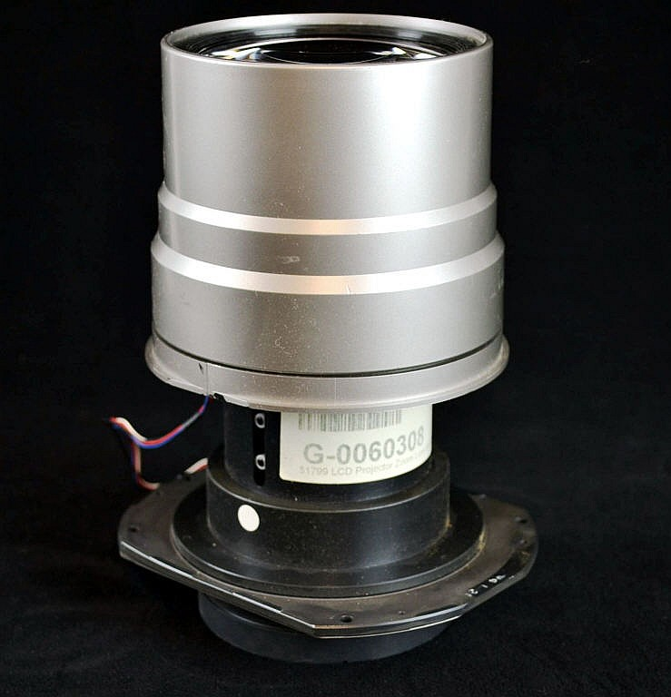 LCD Projector Zoom Lens, 66-106mm 1:2.5-3.5
