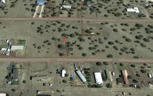 Show Low 1/4 Acre Improved Lot FSBO Online Auction