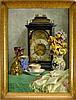 K.V. Mayr Still Life Oil Painting, 1947, Karl Viktor Mayr, Click for value