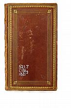 Thomas Campbell Gertrude of Wyoming Poetry Book 1821