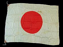 Small WWII Era Japanese Silk