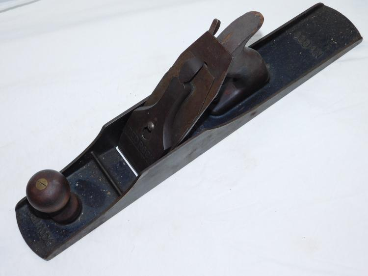 Stanley Bedrock No 606 Two Patent Date Corrugated Sole Flat Side Fore Plane