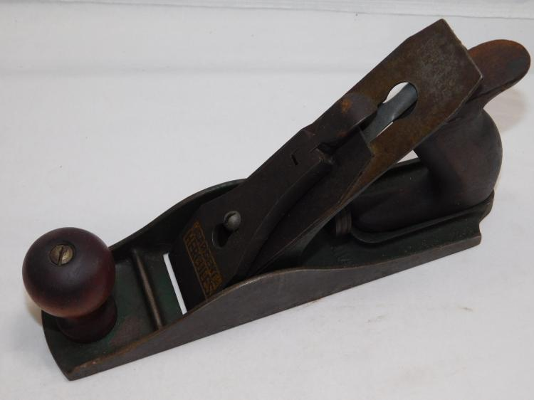 Hercules Sargent And Co Smoothing Wood Plane