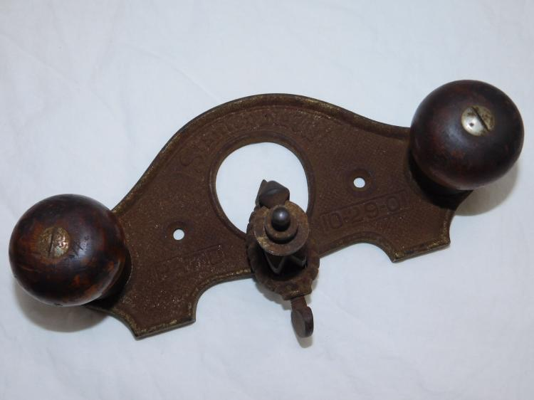 Antique Stanley No 71 1/2 One Patent Date 1901 Router Plane