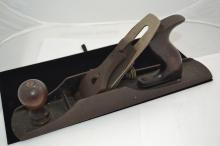 Stanley Bedrock No 605 Flat Side Jack Plane With 2 Patent Dates