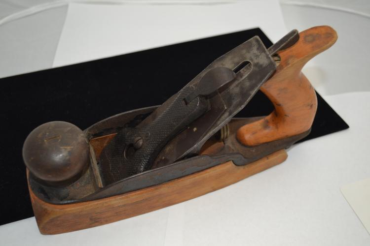 Stanley Rule And Level No 35 Wood Block Base Plane