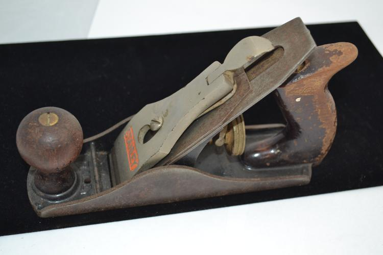 Stanley Bailey No 2 Smooth Bottom Wood Plane