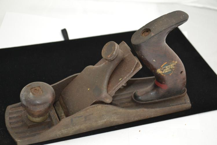 Stanley Tools Pre Lateral Corrugated Sole Wood Plane