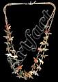 Double Strand Zuni Fetish Necklace