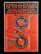 Spin-O-Rama Halloween Fortune Game