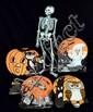 Halloween Decorations - Set of 6