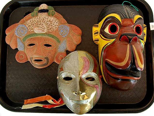 Mask Decorative Lot