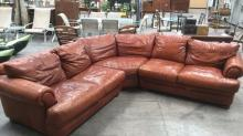 Distinctions Leather L Sectional