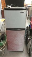 Franklin Chief Small Refrigerator/Freezer