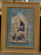 Stone Buddha Batik