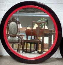Modern Circular Hanging Mirror
