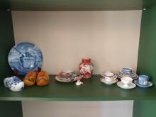 Asian Wedgewood Holland Porcelain Lot