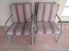 2pc. Patio Chairs