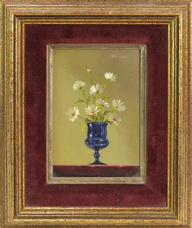 Paul Gerald Stinski (1929 - ) Still Life Painting