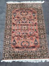 Pakistani Shiavan From Lahore, Area Rug