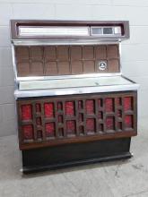 Vtg. AMI 45 Record Jukebox