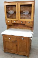 20th C. Hoosier Cabinet