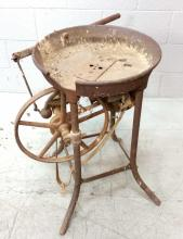 19th C. Rustic Grinder