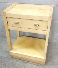 Light Wood Accent Accent Table