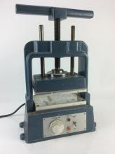 Romanoff Rubber Co. Mold Vulcanizer Press STD VULC
