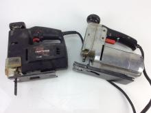 2Pc. Craftsman Jig / Scroller Saws