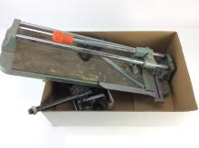 Tile Cutter, Tool Accessories & Bits