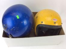 2Pc. Riding / Motorcycle Helmets