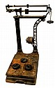 #2 Antique Fairbanks Platform Scale with Weights