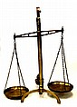 Antique Brass Scale, Waterlow Brothers & Lyton